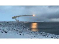 Rusya, süpersonik Onyx gemisavar füzesi fırlattı