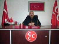 MHP Van İl Başkanı Güngöralp'ten 'askıda ekmek' kampanyasına destek