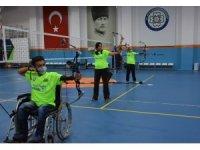 Büyükşehir 'Engelli Okçuluk' branşı faaliyete alındı
