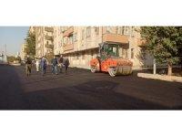 Yenişehir'de asfalt çalışmaları tamamlanan yollar açıldı