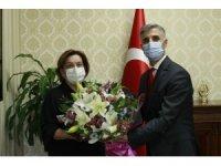 GAÜN Hastanesinde devir-teslim töreni gerçekleştirildi