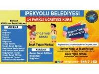 İpekyolu Belediyesinden 14 dalda ücretsiz kurs