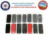 Mardin'de hırsızlık zanlıları 450 saatlik kamera incelenmesi ile yakalandı