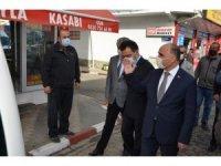 Vali Günaydın Sarız ve Pınarbaşı'da Muhtarlarla Buluştu