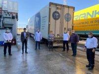 Kırklareli'den Çin'e 100 ton peynir altı suyu tozu ihracatı