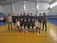 Van Büyükşehir Belediyesi Kadın Voleybol Takımından sezon hazırlığı