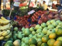 Kış meyveleri pazar tezgâhlarında sezona pahalı başladı