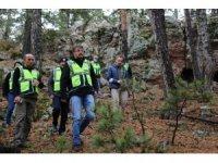 Türkmen Dağı Frig Ekoturizm projesi hayata geçiriliyor