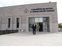 Şanlıurfa'da 4. Murad Kültür Merkezi hizmete açılıyor