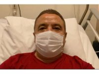 Başkan Böcek'in sağlık durumu kritikliğini koruyor