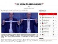 Kastamonu Belediyespor'un rakibi Macar DVSC Schaeffler oldu