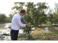 Pamukkale Belediye Başkanı Örki çiftçiler ile bir araya geldi