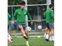 Bursaspor, Menemenspor maçı hazırlıklarını tamamladı
