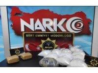 Siirt'te uyuşturucu operasyonu: 4 tutuklama