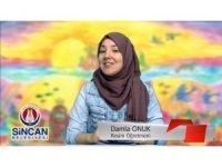 Sincan'da çocuklara online resim kursu
