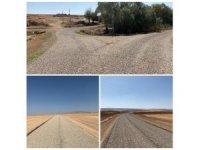 İl Özel İdaresi, Mucur ilçesinin 6 köyünde 13 kilometrelik  yol yapımı işini tamamladı