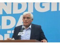 Milletvekili Dülger'in 21 Ekim Dünya Gazeteciler Günü mesajı