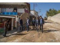 Bitlis Belediyesinin yol çalışmaları