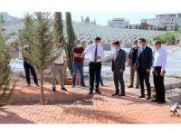 Rektör Karacoşkun sosyal ve kültürel alan çalışmalarını inceledi