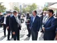 Balıkesir Valisi Hasan Şıldak Edremit'te ziyaretlerde bulundu