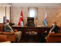 Muğla Büyükşehir Belediye Başkanı Gürün, Marmaris'i ziyaret etti