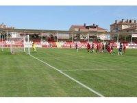 Ziraat Türkiye Kupası: Nevşehir Belediyespor: 1  Kozanspor FK: 0