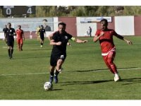 Misli.com 2. Lig: Gümüşhanespor: 1 - Sancaktepe Futbol Kulübü: 5