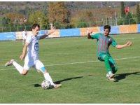TFF 2. Lig: Zonguldak Kömürspor: 0 - Amed Sportif Faaliyetler: 1