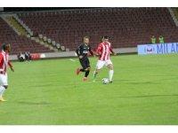 TFF 1. Lig: Balıkesirspor: 0 - Beypiliç Boluspor: 0