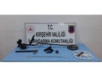 Kırşehir Jandarmadan Tarihi Eser Kaçakçılığı Operasyonu