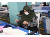 Başakşehir hanımeli pazarı hayatlara dokunuyor