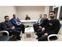 Başkan Geylani'den BİGACEM'e ziyaret