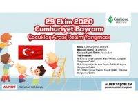 """Çankaya'da """"Atatürk ve Cumhuriyet"""" temalı resim yarışmasına katılma süresi uzatıldı"""