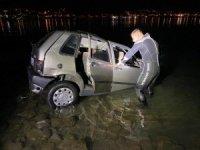 Fethiye'de denize düşen otomobildeki 2 kişi yaralandı