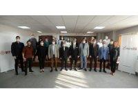 BUTGEM'de İnternet Gazeteciliği Eğitimleri sertifika töreni gerçekleştirildi