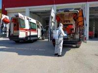 Balıkesir'de okullar düzenli olarak dezenfekte ediliyor
