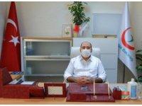 Yıldızeli Devlet Hastanesi'nde yoğun bakım servisi açılıyor