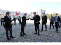 Başkanların ortak hedefi Bursa'ya hizmet