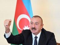 Azerbaycan Cumhurbaşkanı Aliyev'den barış gücü açıklaması!