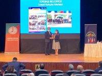 'Tepebaşı Sosyal Kuluçka Merkezi' ödüle layık görüldü