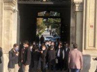 AK Parti İstanbul Milletvekili Markar Esayan'nın cenazesi toprağa verildi