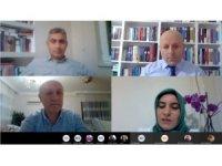KBÜ'de 'Azerbaycan´ın Ermeni Saldırılarına Karşı Büyük Taarruzu' konulu söyleşi düzenlendi