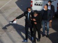 Isparta'da tartıştığı eşini silahla yaralayan şahıs tutuklandı