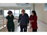Düzce Üniversitesi Hastanesinde ilk böbrek nakli gerçekleşti
