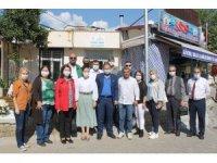 Muhtar Çamoğlu, Aydınlı gazetecileri unutmadı