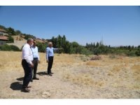 """Başkan Güder: """"Battalgazi'yi geleceğe taşımak bizim görevimizdir"""""""