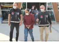 Kavgada havaya ateş açarak balkondaki vatandaşı vuran 2 kişi tutuklandı