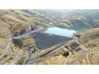 Yaygın Barajı tamamlandı