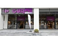 Kâğıthane Porta Vadi Gurme CarrefourSA açıldı