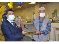 PTT'den 180. müşteriye kuruluş yıl dönümü hediyesi